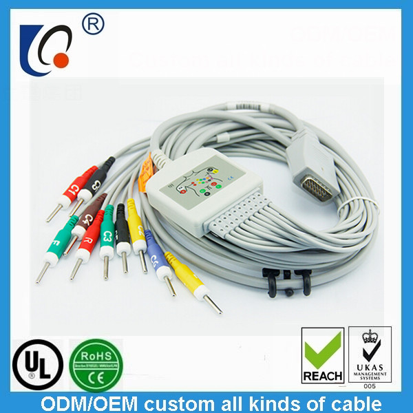 Monitor lead wire
