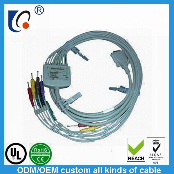 factory direct sales ECG cable