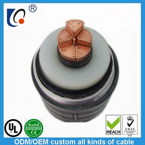 Environmental protection electronic cable