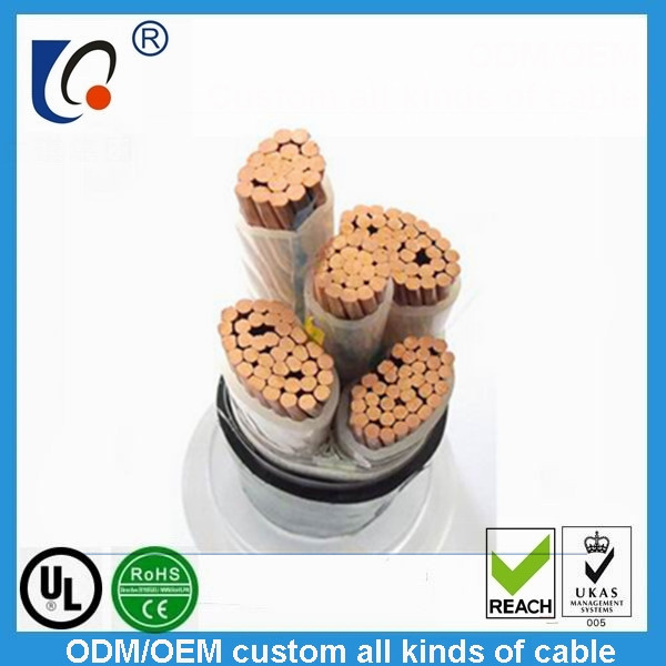 Manufacturers sell PVC series UL1015 electronic line 6 ul copper core electronic cable