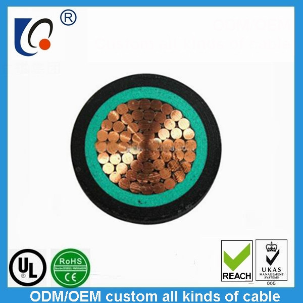 Ul copper core electronic cable