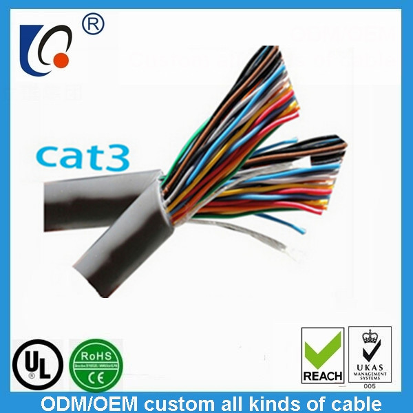 Manufacturers sell PVC series UL1015 electronic cable