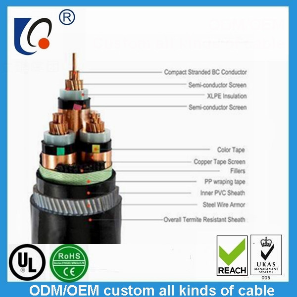Supply high quality  standard signal cable
