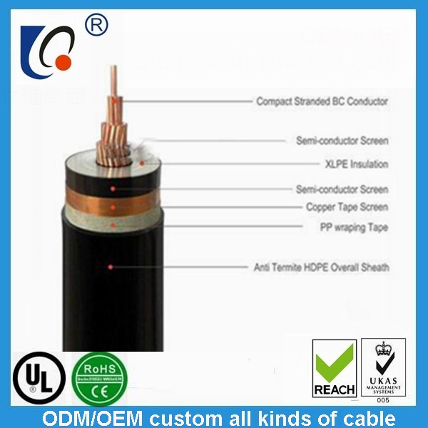 Low voltage cable armoured cable special power cable